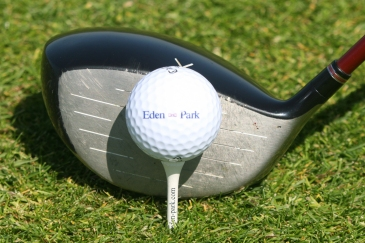 Eden Park Golf trophy