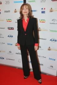 Isabelle Huppert © Clovis Christophe