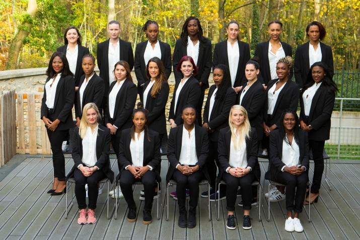 55bd4e06680ba L équipe de France féminine de handball – Partenaire d élégance